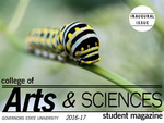 College of Arts and Sciences Student Newsmagazine - Inaugural Issue