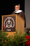 2010 Honorary Degree: Peter Schjeldahl by Governors State University