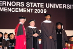 2010 Honorary Degree: Doug Glanville by Governors State University
