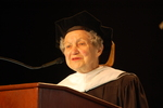 2011 Honorary Degree: Vivian Gussin Paley by Governors State University