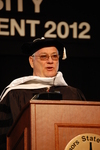 2012 Honorary Degree: Charles Lotton 01 by Governors State University