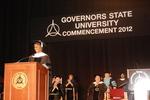 2012 Honorary Degree: Laurens Grant