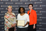 2015-2016 Excellence Award: LaTonya Holmes by Governors State University