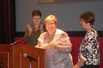 2013-2014 Excellence Award: Ann Vendrely