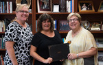 2016 Baysore Award: Vickie Carra by Governors State University