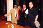 Michael Shaykin, John Mueller, Ray Anthony, and J.P. Richardson