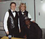 Michael Shaykin, Sheila Shaykin, and Lurrie Bell