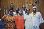 Mufaro's Beautiful Daughters 12