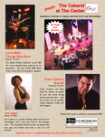 Cabaret Series at the Center