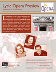 Lyric Opera Preview by Center for Performing Arts