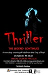 Thriller: The Legend Continues by Center for Performing Arts