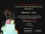 Love and Marriage Opera