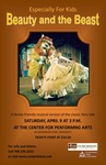 Beauty and the Beast by Center for Performing Arts