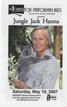 Jungle Jack Hanna by Center for Performing Arts