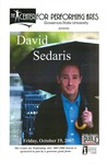 David Sedaris by Center for Performing Arts