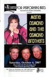 Marie Osmond and the Osmond Brothers by Performing Arts Center
