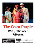 Color Purple by Center for Performing Arts