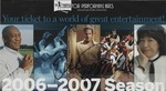 2006-2007 Season Brochure