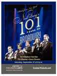 Neil Berg's 101 Years of Broadway by Center for Performing Arts