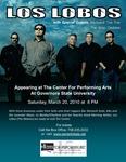 Los Lobos by Center for Performing Arts