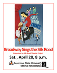 Broadway Sings the Silk Road by Center for Performing Arts
