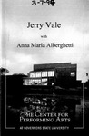 Jerry Vale with Anna Maria Alberghetti by Center for Performing Arts