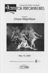 Cirque Magnifique by Center for Performing Arts