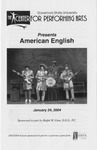 American English by Center for Performing Arts