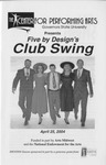 Club Swing by Center for Performing Arts