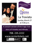 La Traviata by Center for Performing Arts