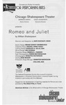 Romeo and Juliet by Center for Performing Arts