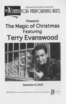 Magic of Christmas Featuring Terry Evanswood