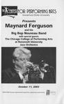Maynard Ferguson and His Big Bop Nouveau Band