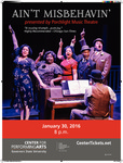 Ain't Misbehavin' by Center for Performing Arts