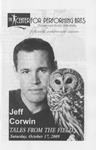 Jeff Corwin by Center for Performing Arts