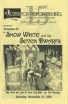 Snow White and the Seven Dwarfs by Center for Performing Arts