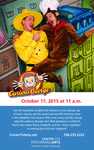 Curious George by Center for Performing Arts