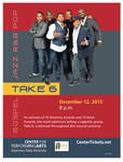 Take 6 by Center for Performing Arts