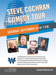 Steve Cochran Comedy Tour by Center for Performing Arts