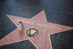 Pierre at Hollywood Walk of Fame