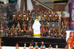 Pierre and Miniature Figures by Carlos Ferran