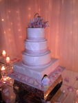Pierre and Wedding Cake