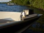 Pierre Goes Boating in Wisconsin