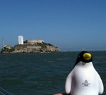 Pierre at Alcatraz