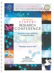 17th Annual Governors State University Student Research Conference Proceedings by Shailendra Kumar Ph.D., Editor