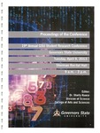 19th Annual Governors State University Student Research Conference Proceedings