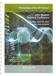 20th Annual Governors State University Student Research Conference Proceedings