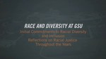 Flashback Fridays: Race and Diversity - Initial Commitments to Racial Diversity and Inclusion - Reflections on Racial Justice Throughout the Years by 50th Anniversary Committee